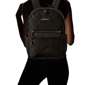 Vera Bradley Preppy Poly Large Backpack w/GIFT
